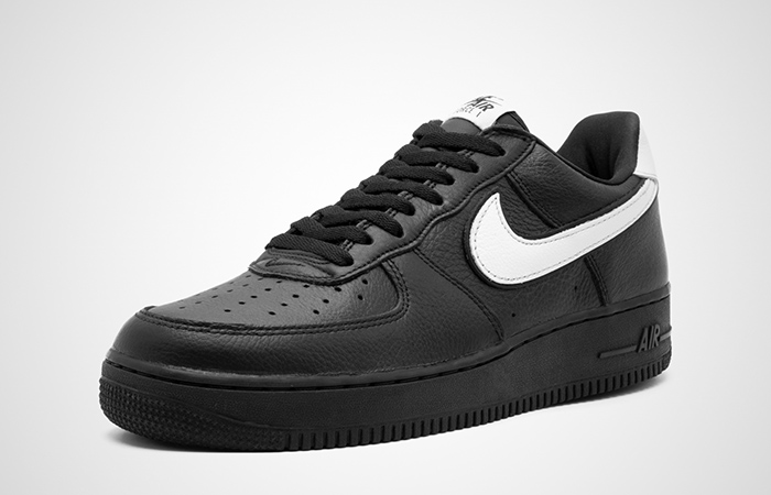 Nike Air Force 1 Retro Low QS Black CQ0492-001 07