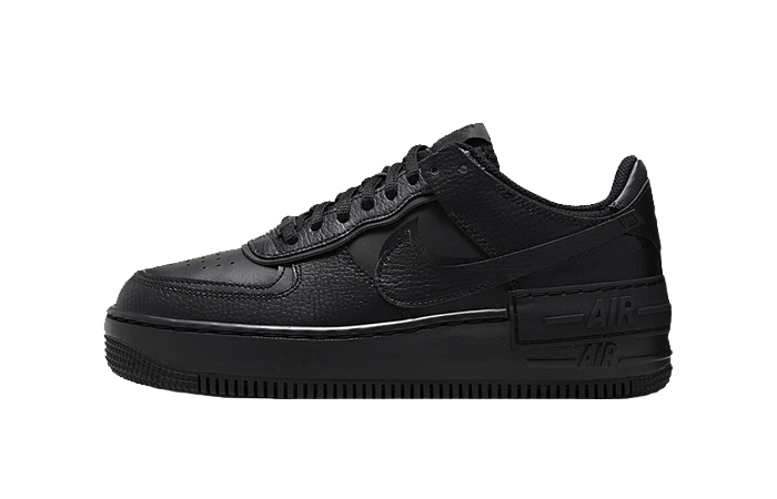 Nike Air Force 1 Shadow Black CI0919-001 01