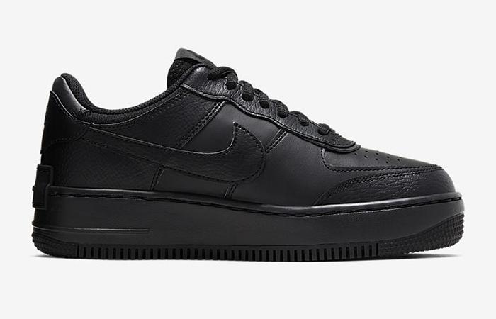 Nike Air Force 1 Shadow Black CI0919-001 03