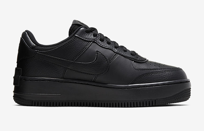 Nike Air Force 1 Shadow Black CI0919-001 03