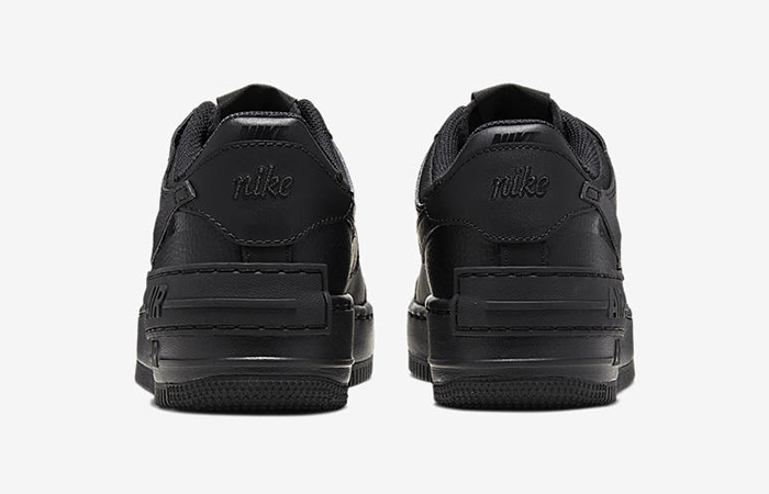 Nike Air Force 1 Shadow Black CI0919-001 05