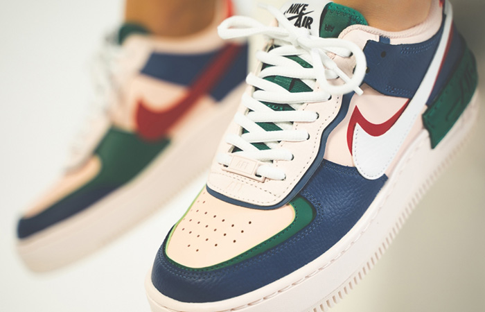 Nike Air Force 1 Shadow Mystic Navy Ci0919 400 Fastsole Nike air force 1 craft galactic jade midnight navy. nike air force 1 shadow mystic navy ci0919 400