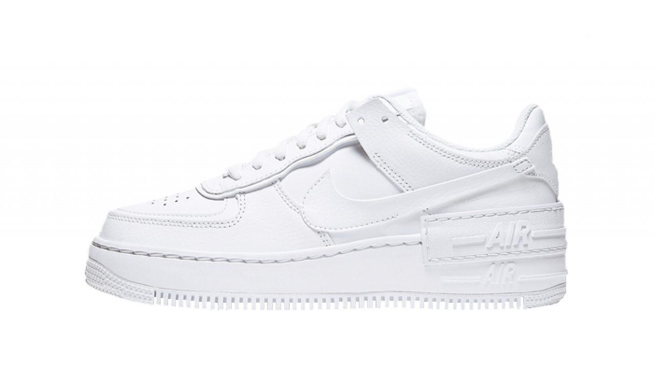 Nike Air Force 1 Shadow White CI0919 100