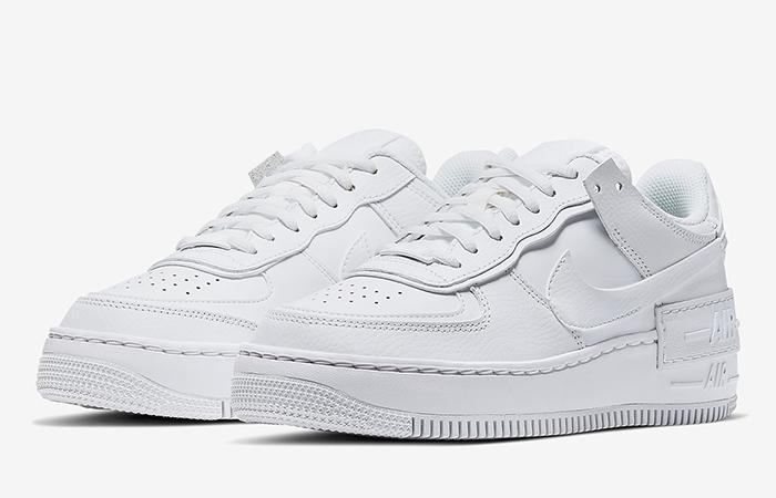 Nike Air Force 1 Shadow White CI0919-100 03