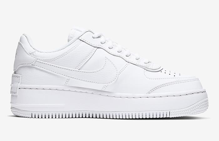 Nike Air Force 1 Shadow White CI0919-100 04
