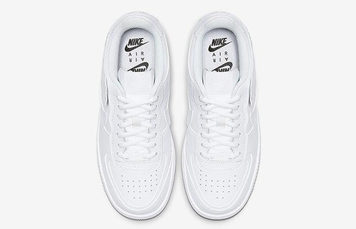 Nike Air Force 1 Shadow White CI0919-100 05