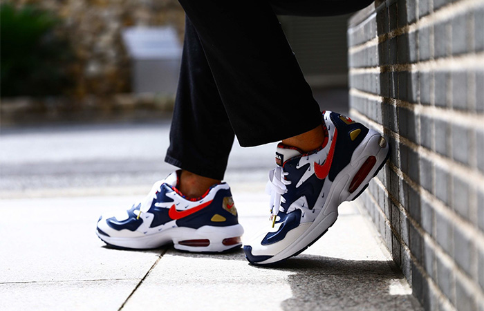 Nike Air Max 2 Light Navy White CK0848 100 – Fastsole