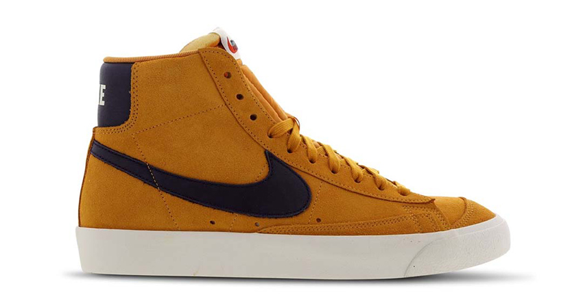 Nike Blazer Mid 'Black' And 'Yellow' Available In FootLocker UK 03