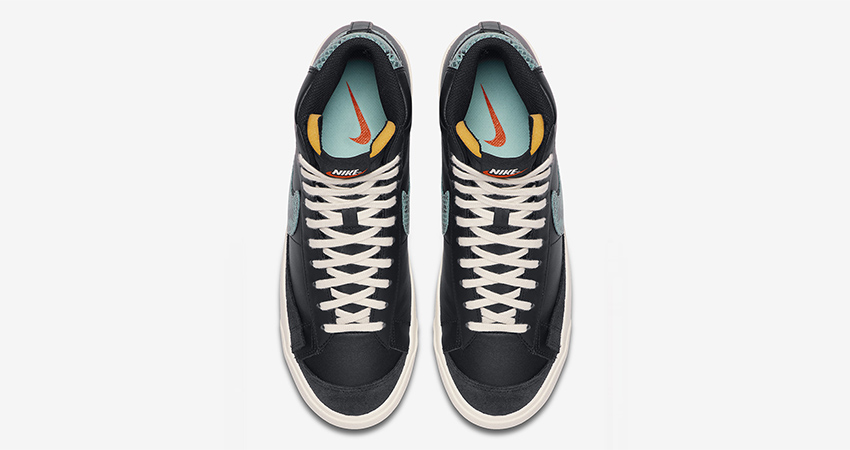 Nike Blazer Mid Vintage Dropping With Snakeskin Swooshes 03