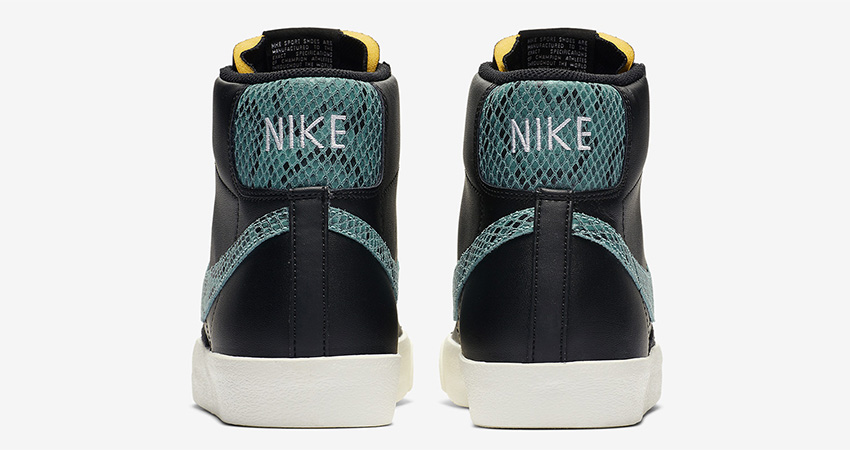 Nike Blazer Mid Vintage Dropping With Snakeskin Swooshes 04