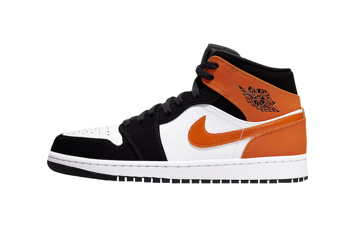 huge discount ec129 d7a89 Nike Jordan 1 Mid Shattered Backboard 554724-058