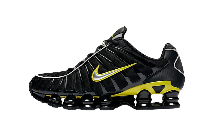 Nike Shox TL Black Yellow CN0151-002 01