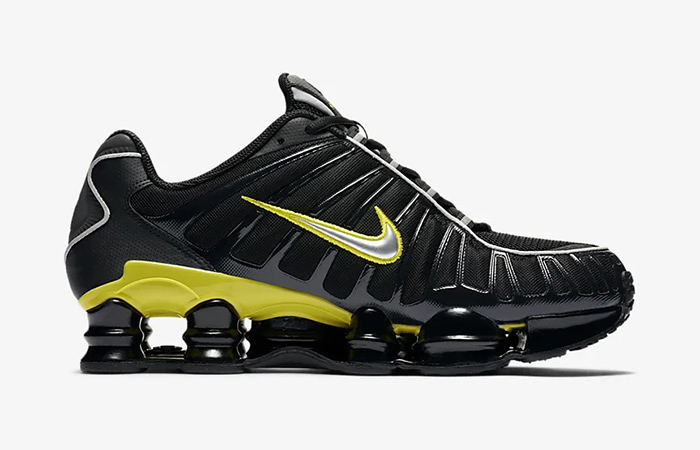 Nike Shox TL Black Yellow CN0151-002 03