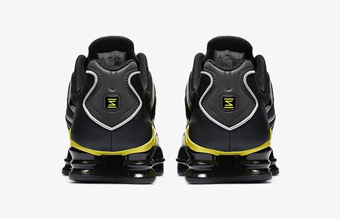 Nike Shox TL Black Yellow CN0151-002 05