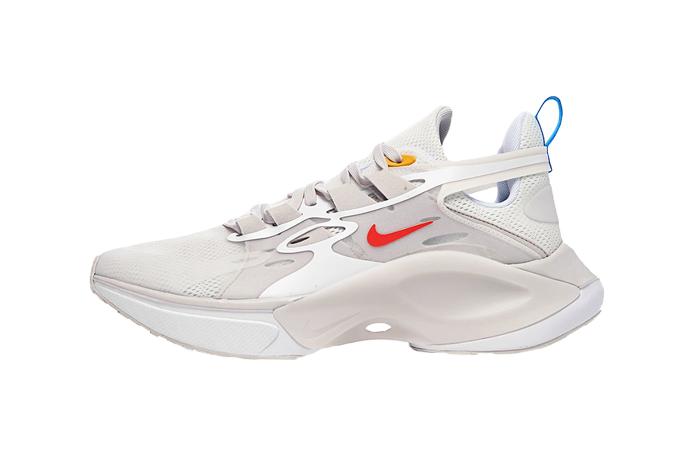Nike Signal DMSX White Red AT5303-100 01