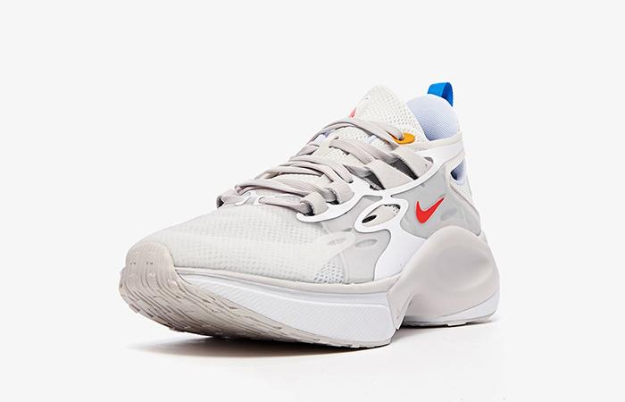 Nike Signal DMSX White Red AT5303-100 02