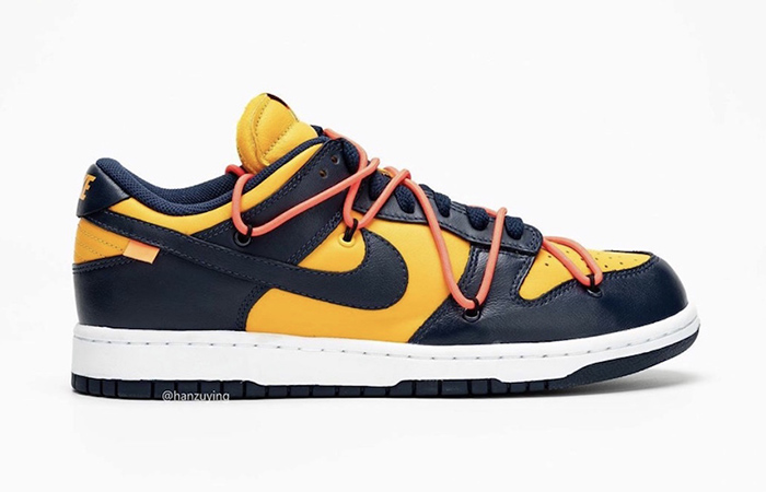 Off-White Nike Dunk Low Yellow Toe CT0856-700 03