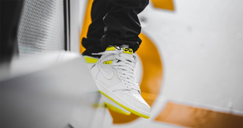 On Foot Look At The Jordan 1 First Class Flight 01
