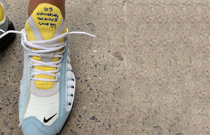 Sneakersnstuff Obseves A 20th Anniversary With Nike Air Max Tailwind 4 ft