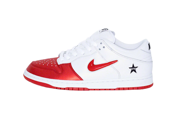 Supreme Nike SB Dunk Red White CK3480-600 01