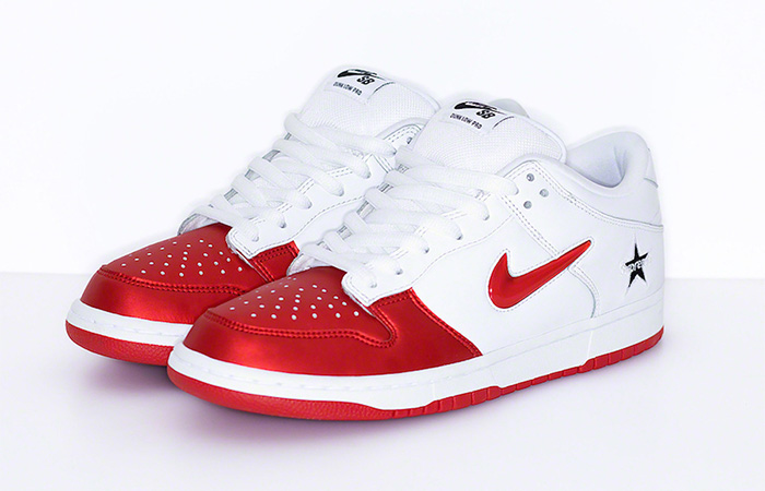 Supreme Nike SB Dunk Red White CK3480-600 02