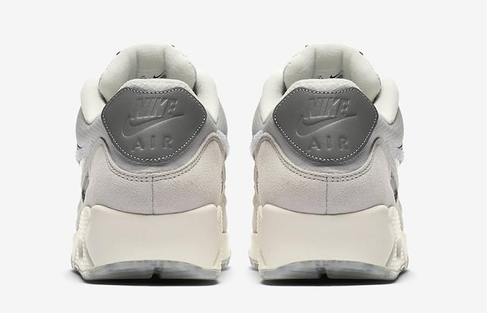 The Basement Nike Air Max 90 Metalic Silver CI9111-002 05