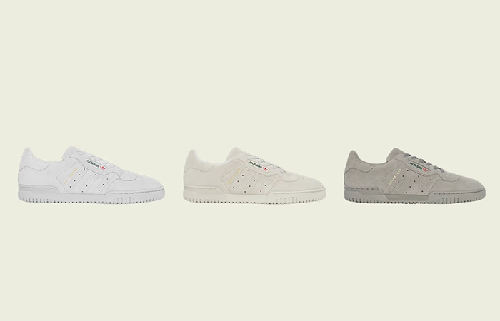 The New Yeezy Powerphases Is Coming With A Suede Uppers ft