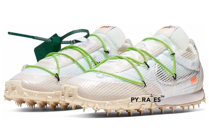 The Off-White Nike Waffle Racer Releasing Next Month ft