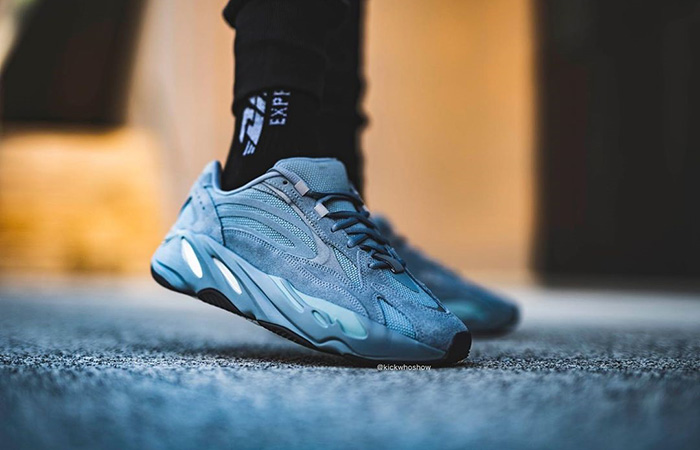 The Yeezy 700 V2 'Hospital Blue' Release Date Is So Closer ft