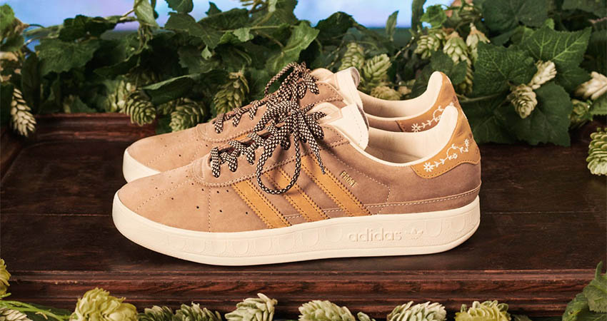 The adidas Originals' Upcoming Oktoberfest Sneakers Are Textured With Beer Resistant 05