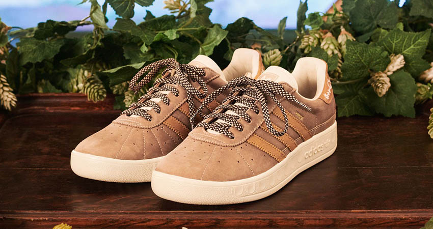The adidas Originals' Upcoming Oktoberfest Sneakers Are Textured With Beer Resistant 06