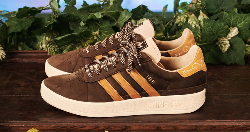 The adidas Originals' Upcoming Oktoberfest Sneakers Are Textured With Beer Resistant 07