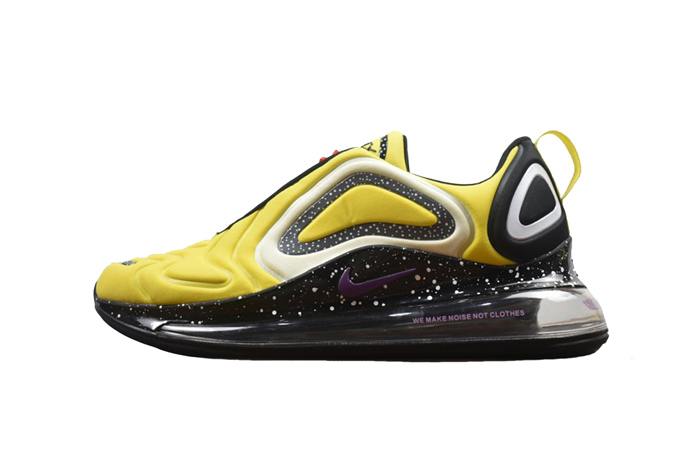 UNDERCOVER Nike Air Max 720 Yellow 01
