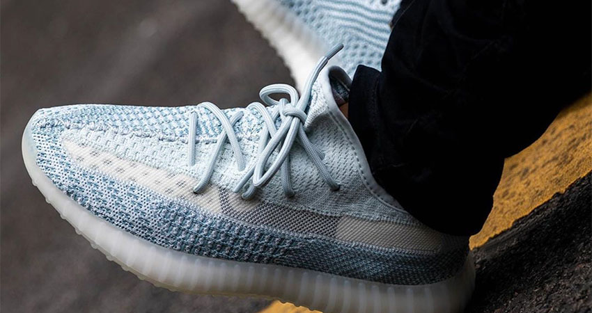 Yeezy Boost 350 v2 Cloud White Releasing This Week 02