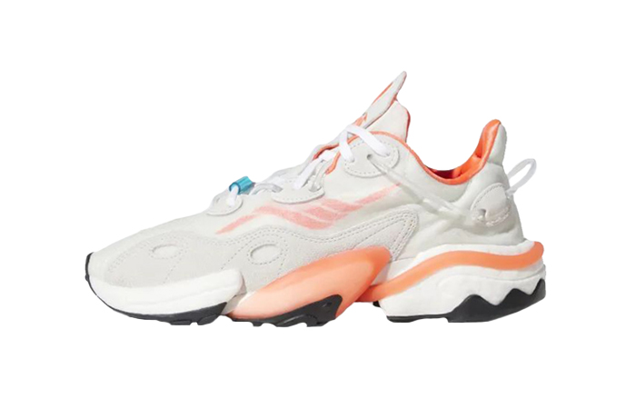 adidas Torsion X White Orange EH0244 01