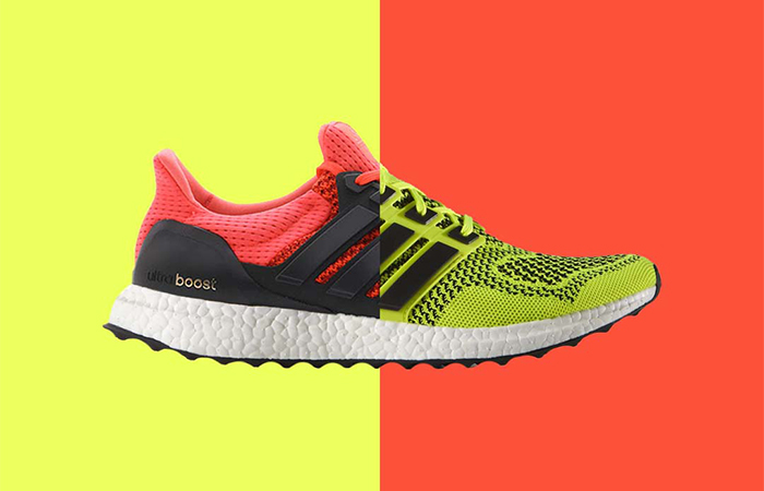 adidas Ultra Boost 1.0 Is Coming Back With 'Solar Red' And 'Solar Yellow' ft