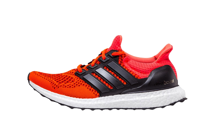 adidas Ultra Boost 1.0 Solar Red B34050 01
