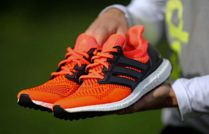adidas Ultra Boost 1.0 Solar Red B34050 02