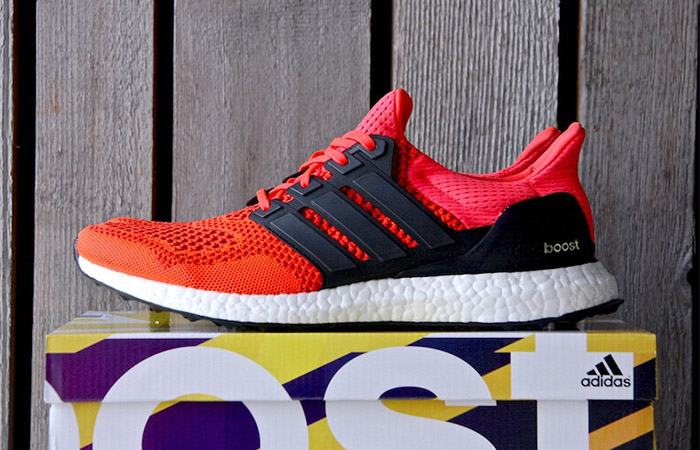 adidas Ultra Boost 1.0 Solar Red B34050 04