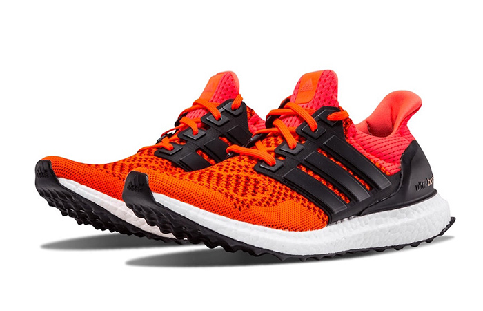 adidas Ultra Boost 1.0 Solar Red B34050 05