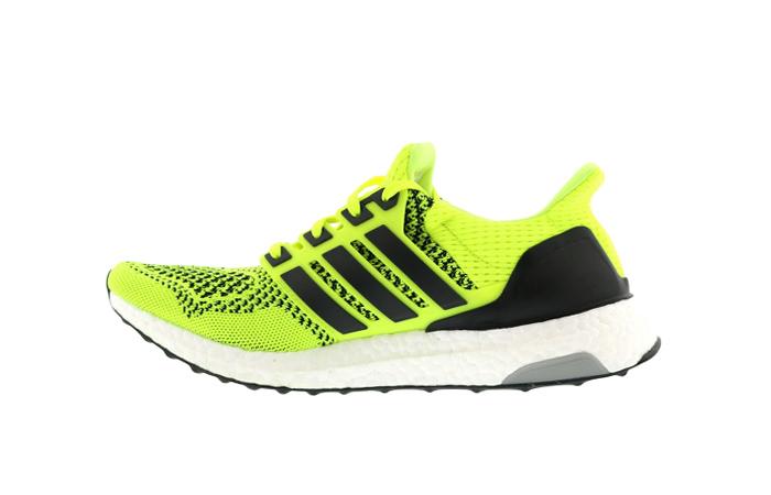 adidas Ultra Boost 1.0 Solar Yellow S77414 01