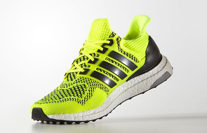 adidas Ultra Boost 1.0 Solar Yellow S77414 02
