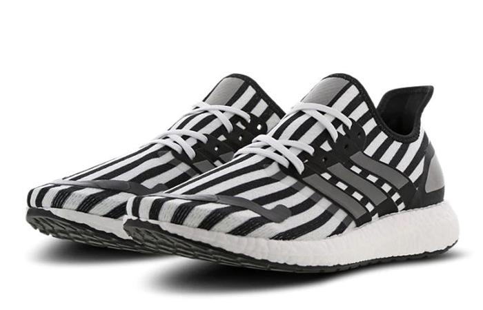 new product 102d0 ad8b0 adidas Ultra Boost OG 45 Zebra FW7366