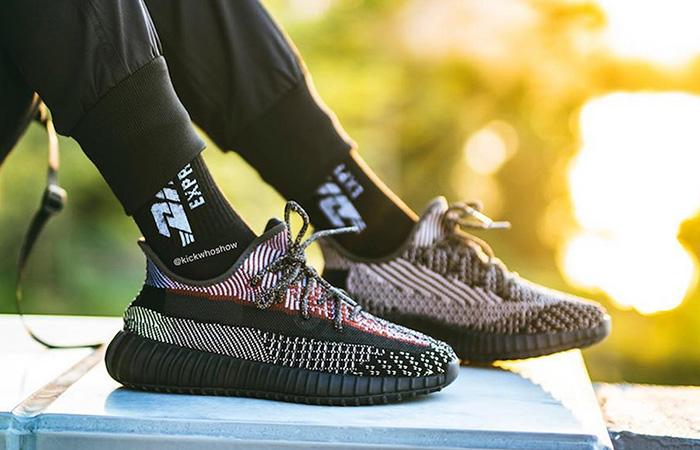 adidas Yeezy Boost 350 V2 Yecheil FW5190 on foot 02