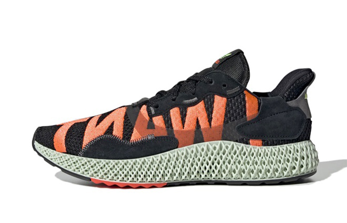 adidas ZX 4000 4D I Want I Can Black Releasing In October ft