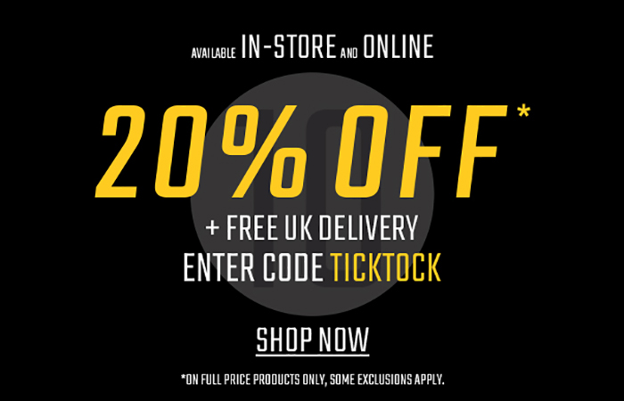 20% Off And Free UK Delivery At Offspring!! ft