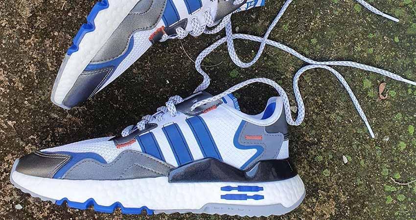 Closer Look At The Star Wars adidas Nite Jogger 'R2-D2' 02