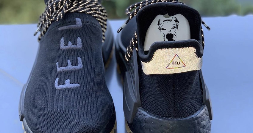 """First Look At The Pharell adidas NMD Hu """"Dreams Vision"""" and Feel Alive 06"""