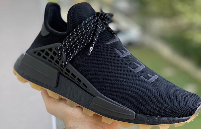 """First Look At The Pharell adidas NMD Hu """"Dreams Vision"""" and Feel Alive ft"""