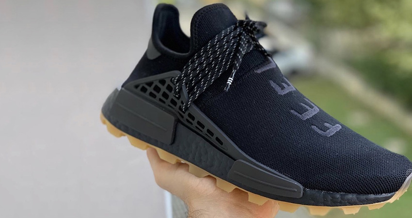 """First Look At The Pharell adidas NMD Hu """"Dreams Vision"""" and Feel Alive"""